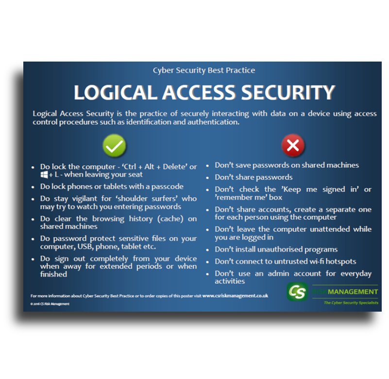 Logical Access Poster - Free to Download