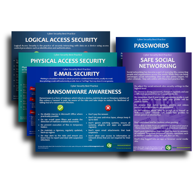 All Information Security Posters - Free to Download