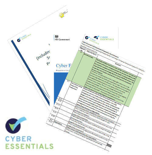 Free Cyber Essentials Self-assessment Preparation Pack